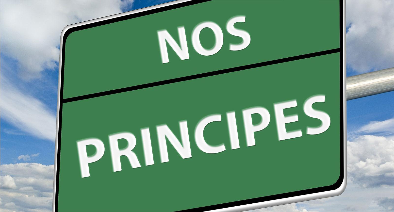 Nos principes